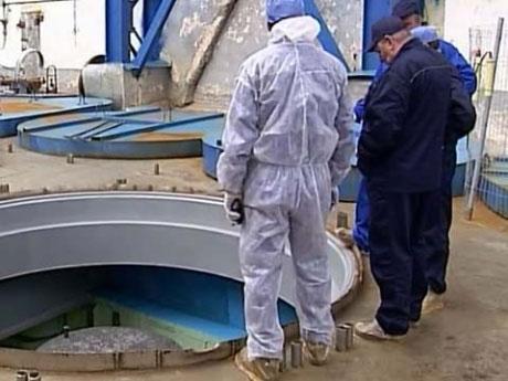 защита через радиации бери  подводных лодках