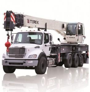 Компания Terex представила новый Crossover 4500