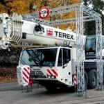 Автомобильный кран Terex-Demag AC100/4L