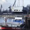 Крановый тандем Demag в Германии
