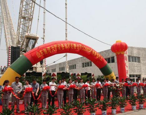 Terex CC6800 для Китая