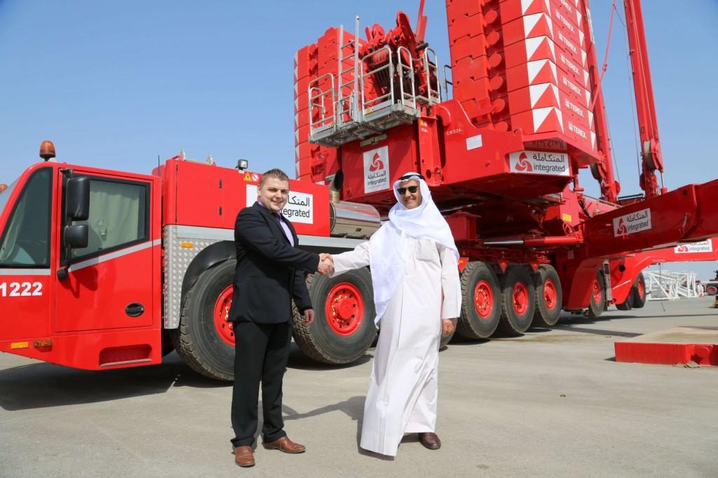 Компания Integrated Logistics покупает AC 1000