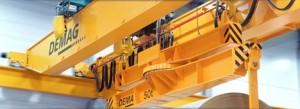 Компания Terex переместила свое производство кранов Demag