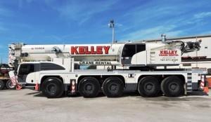 Два крана Terex для Kelley Equipment