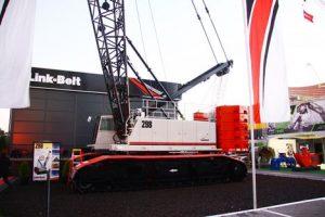 Новый гусеничный  226 тонный кран Link-Belt 298 серии – 2