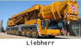 Автокраны Liebherr в продаже